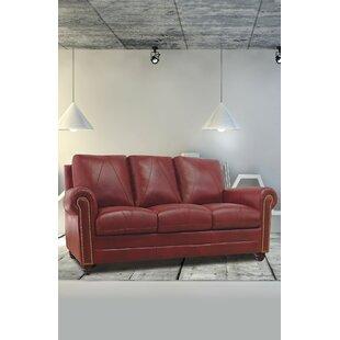 Barnstormer Leather Standard Sofa