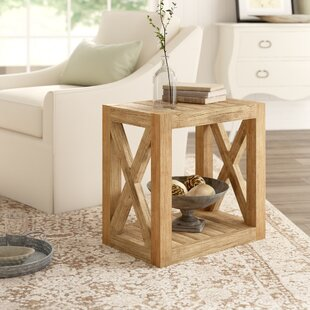 Affordable Wrightstown Side Table by Birch Lane™ Heritage