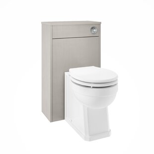 Clairview 50.5cm Toilet Unit By Mercury Row