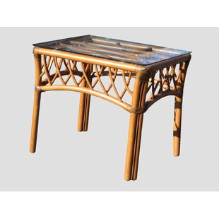 Montego Bay End Table by Spice Islands Wicker