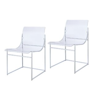 Orren Ellis Dunlap Dining Side Chair (Set of 2)
