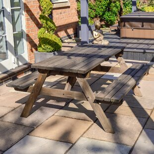Oakham Picnic Table By Sol 72 Outdoor
