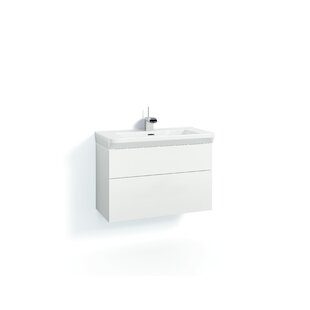 Review Philomene 60cm Wall-Mounted Vanity Unit Base