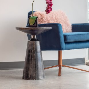 Affordable Lyndell End Table by World Menagerie