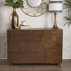 Sandridge Wood Side Board by Brayden Studio