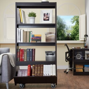 Swan Hill Standard Bookcase by Latitude Run