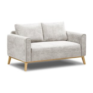 Lawton 2 Seater Sofa By Canora Grey