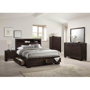 Fordland King Platform Configurable Bedroom Set by Ebern Designs