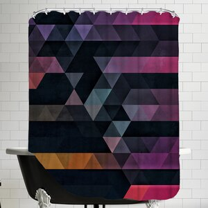 Ypsyde Dwwnsyde Shower Curtain East Urban Home