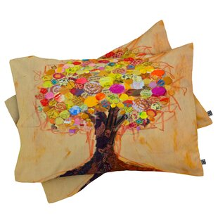 Elizabeth St Hilaire Nelson Summer Tree Pillowcase