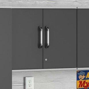 Boss 24.9 H x 29.8 W x 11.8 D Wall Storage Cabinet by Altra Furniture