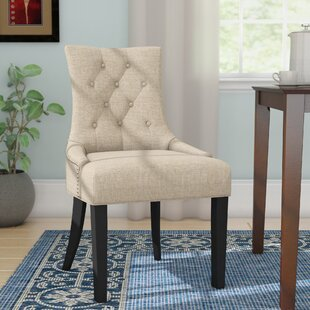 Reynesford Velvet Side Chair (Set Of 2) by Charlton Home Find