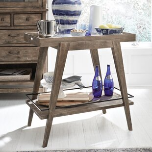 Royston Bar Cart by Three Posts