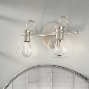 Birch Lane™ Massingham 2-Light Vanity Light