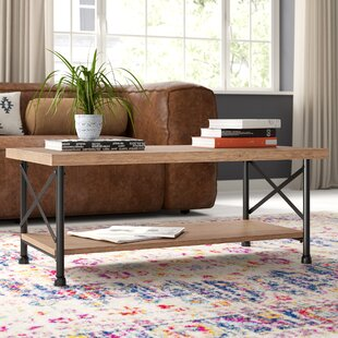 Burholme Coffee Table By Williston Forge