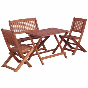 4 Seater Bistro Set By Sol 72 Outdoor