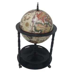 16th Century Italian Style Floor Globe by Merske LLC