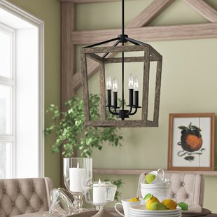 Birch Lane? Heritage Natarsha 4-Light Lantern Pendant