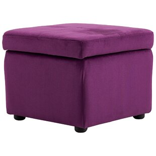 Huffington Storage Ottoman by Cyan Design
