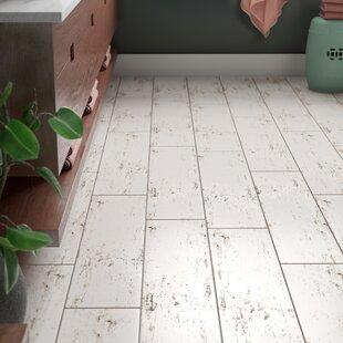 White Wood Look Tile Wayfair
