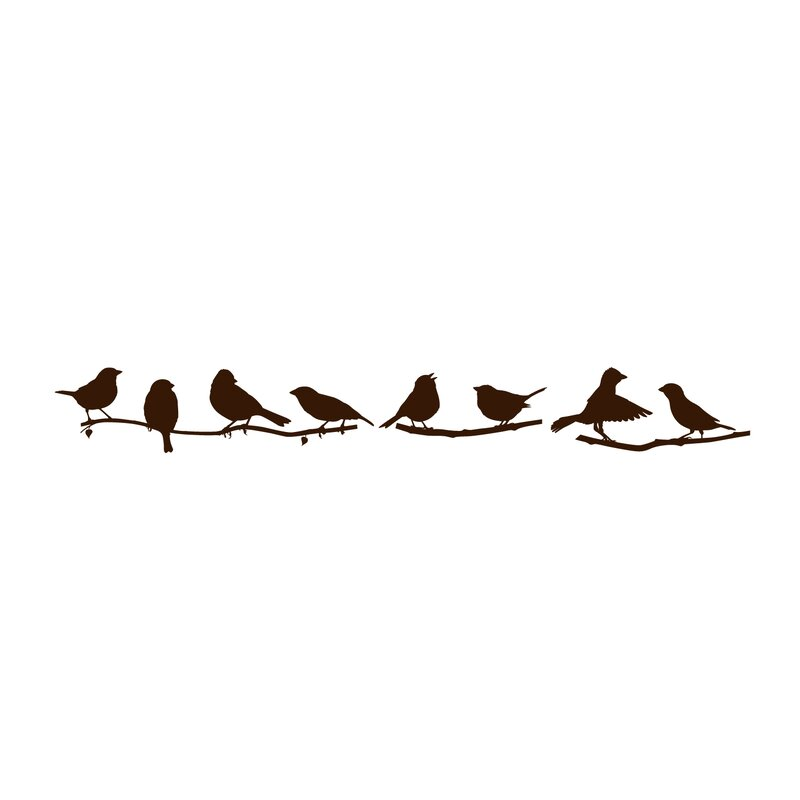 Firesidehome sparrows wall decal reviews wayfair sparrows wall decal thecheapjerseys Image collections