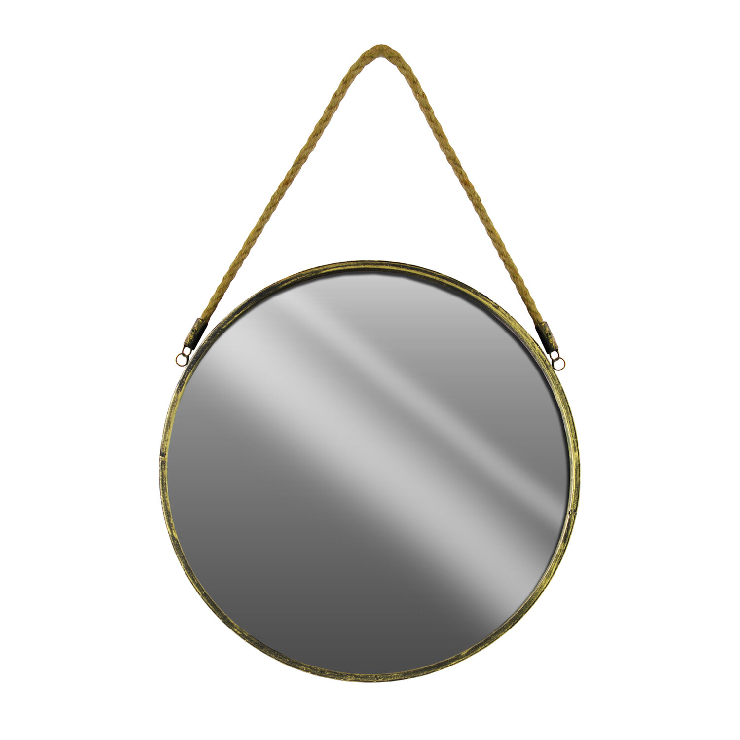 Brass Hanging Mirrors You Ll Love In 2021 Wayfair