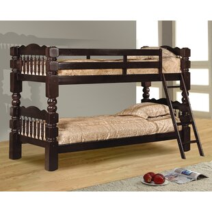 Navasota Twin over Twin Bunk and Loft Configurations Bed