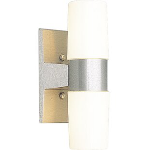 Bethel 2-Light Outdoor Sconce By Latitude Run Outdoor Lighting
