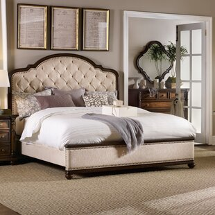 Hooker Furniture Leesburg Upholstered Panel Bed