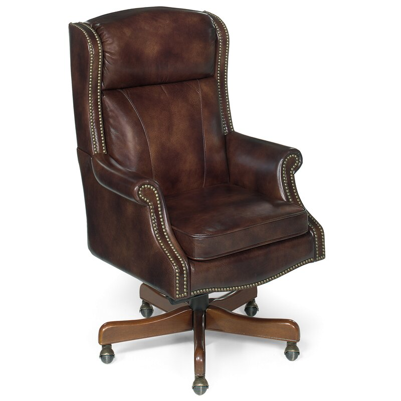 Empire Leather Executive Chair
