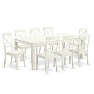 Darby Home Co Belavida 9 Piece Dining Set