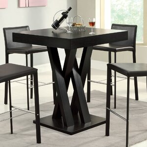 modern & contemporary kitchen & dining tables you'll love | wayfair