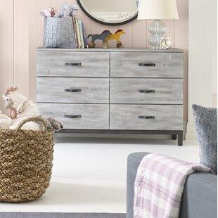 Greystone 6 Drawer Double Dresser by ED Ellen DeGeneres