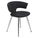 Turrini Contemporary Upholstered Dining Chair by Orren Ellis