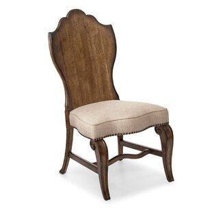 Sofitel Terylene Upholstered Wingback Side Chair (Set Of 2) By Astoria Grand