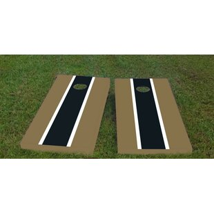 Custom Cornhole Boards UCF Cornhole Game (Set of 2)
