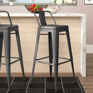 Wondrous Hallowell Bar Stool Set Of 4 Caraccident5 Cool Chair Designs And Ideas Caraccident5Info