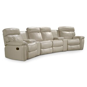 Motion Home Theater Sectional by Hooker Furniture