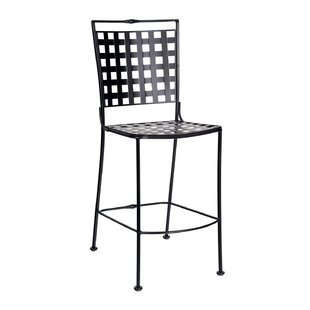 Sheffield Stationary 32.5'' Patio Bar Stool