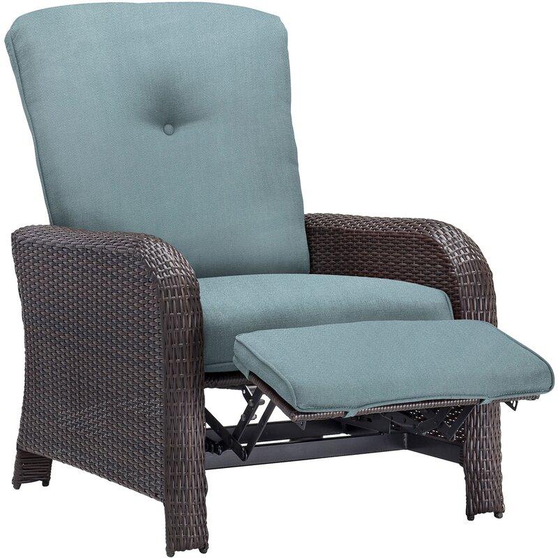 Ashton Luxury Recliner Patio Chair