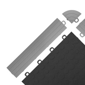 Interlocking Ramp Edges in Gray without Loops