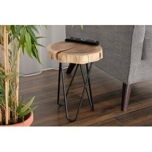 Eirwen End Table by Union Rustic