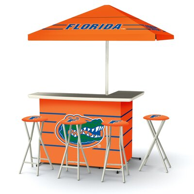 5 Piece University Of Florida Bar Set by Best of Times #1