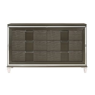 Gilmore 6-Drawer Double Dresser