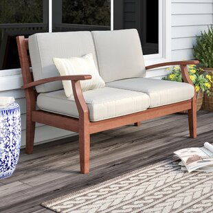 Three Posts Brook Hollow Patio Loveseat