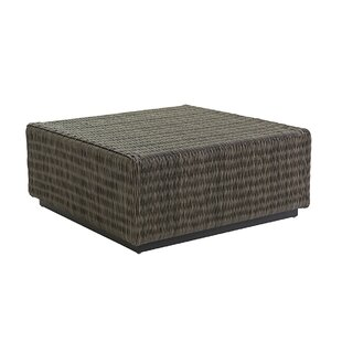 Tommy Bahama Outdoor Cypress Point Ocean Terrace Square Coffee Table