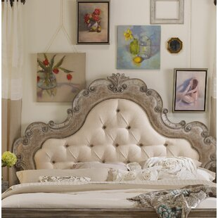 Hooker Furniture Chatelet Upholstered Panel Headboard