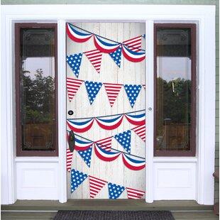 front door hanging decorations wayfair