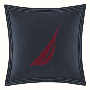 Seaward Cotton Throw Pillow