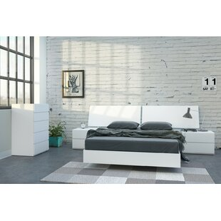 Gabriella Platform 5 Piece Bedroom Set